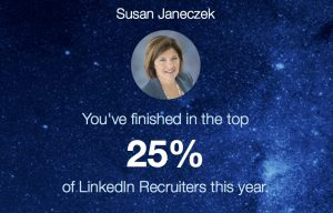 Top LinkedIn Recruiter